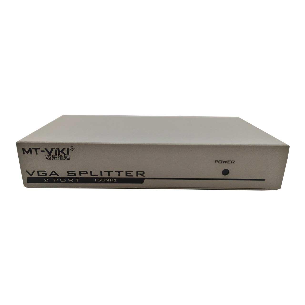 اسپلیتر 1 به 2 VGA ام تی ویکی مدل MT-M150
