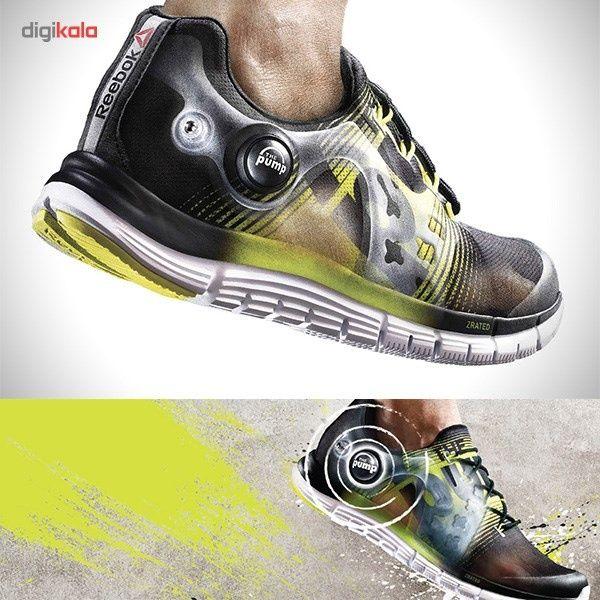 کفش مخصوص دویدن مردانه ریباک مدل Zpump Fusion کد M47888 -  - 9
