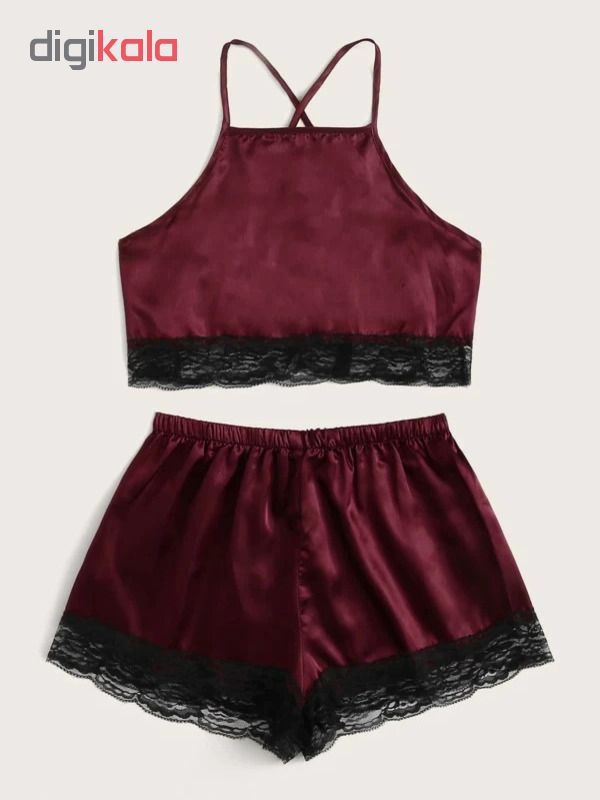 لباس خواب زنانه کد 01-T-861