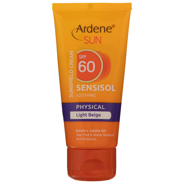 کرم ضد آفتاب آردن مدل Light Beige مقدار 50 گرم