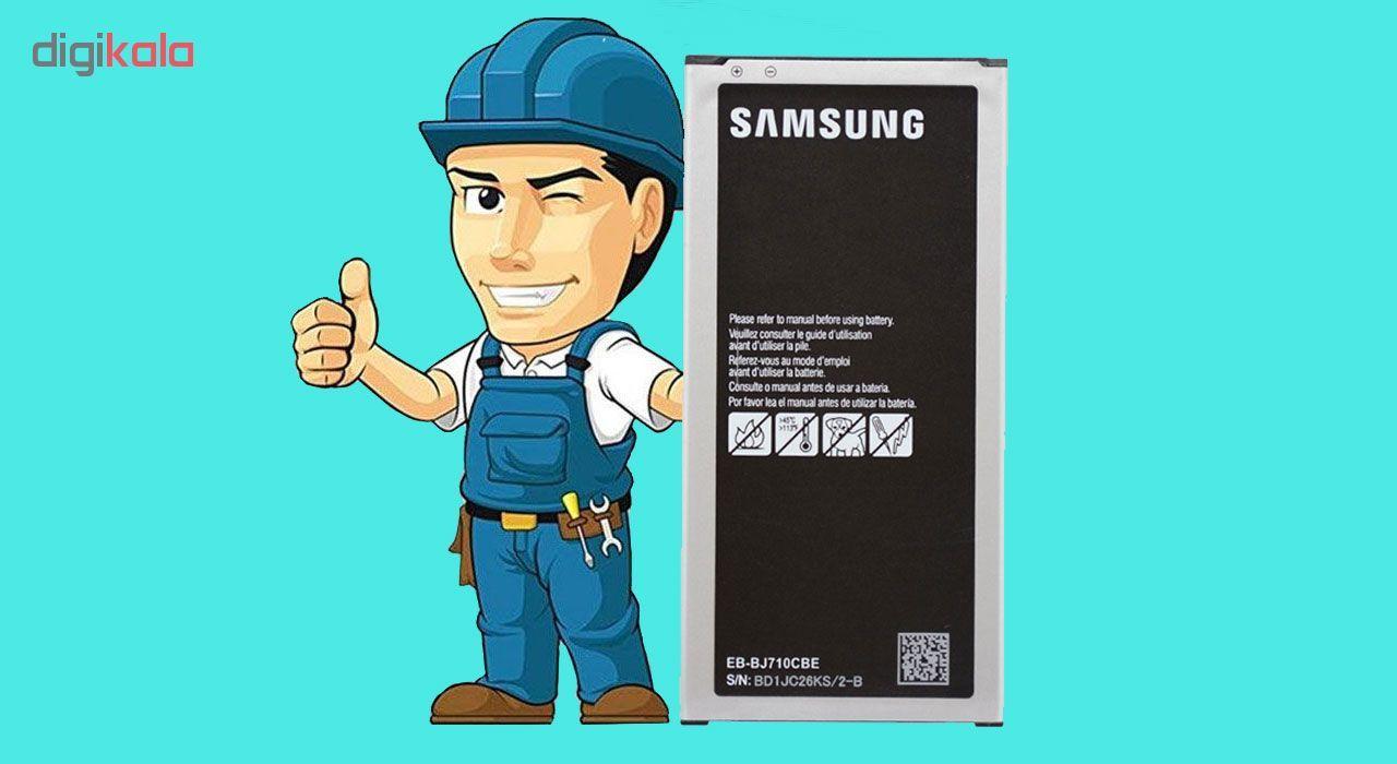 باتری موبایل مدل EB-BJ710CBE ظرفیت 3000 میلی آمپر ساعت مناسب برای گوشی موبایل سامسونگ Galaxy J7 2016 main 1 1