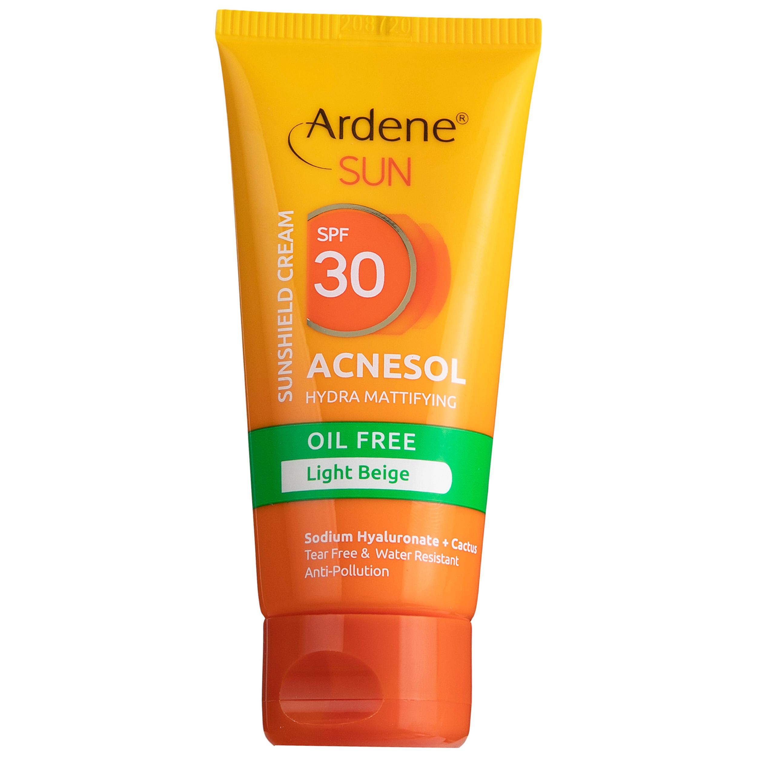 خرید                      کرم ضد آفتاب آردن مدل Opaque مقدار 50 گرم