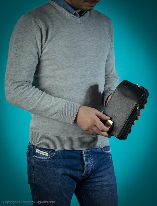 کیف مدارک مردانه مارال چرم مدل 3705010002