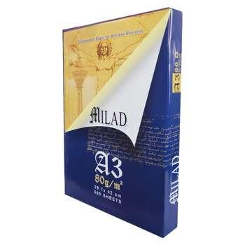 کاغذ A3 میلاد کد M11 بسته 500 عددی