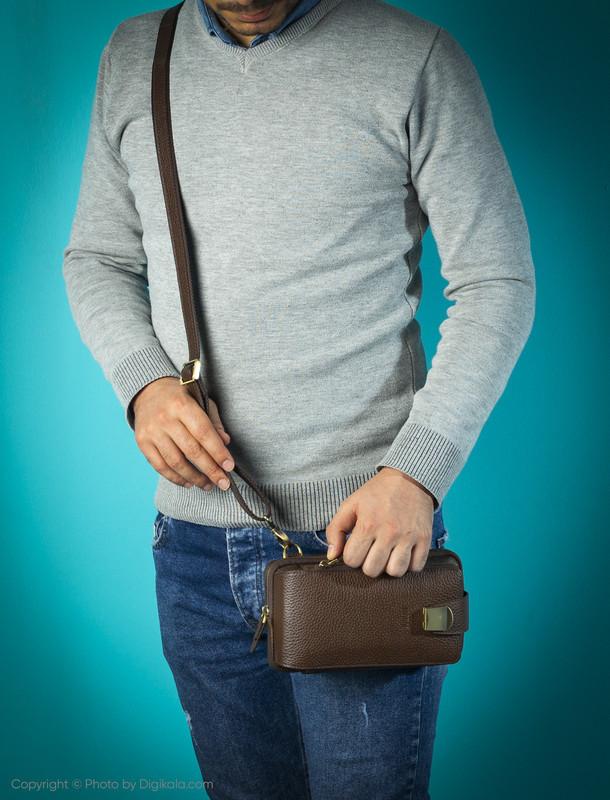 کیف مدارک مردانه مارال چرم مدل 3705020001