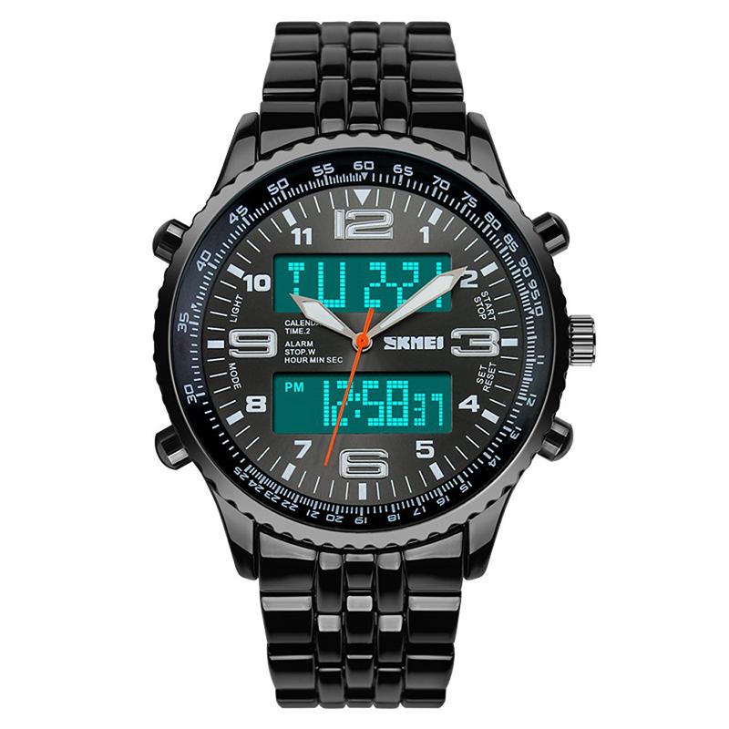 کد تخفیف                                      ساعت مچی عقربه ای مردانه اسکمی مدل 1032