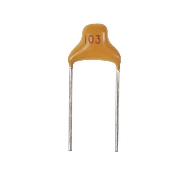 خازن مولتی لایر 10 نانو فاراد کد 103 بسته 20 عددی