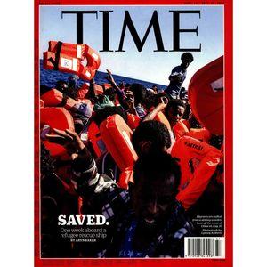 مجله تایم - دوازدهم سپتامبر 2016