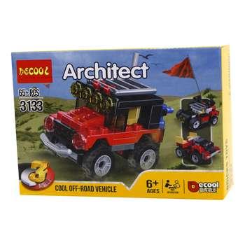 ساختنی دکول مدل آرشیتکت آفرود کد 3133