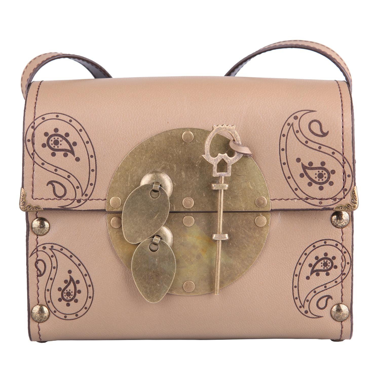 کیف دوشی زنانه کد kt-18