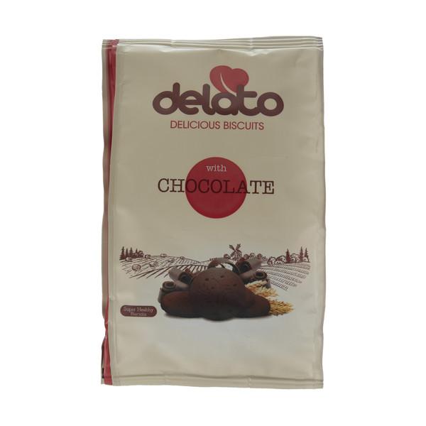 بیسکویت با طعم شکلات دلاتو - 85 گرم