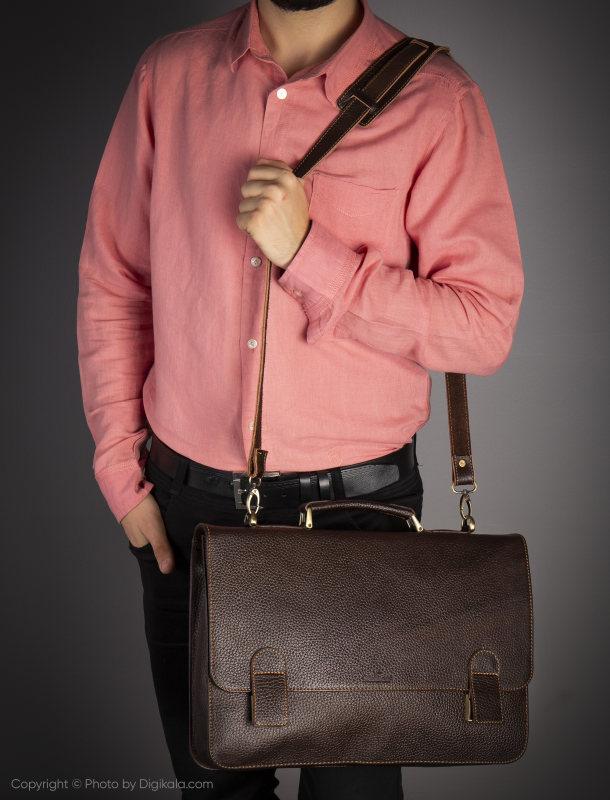 کیف اداری مردانه شیفر مدل 9525A02