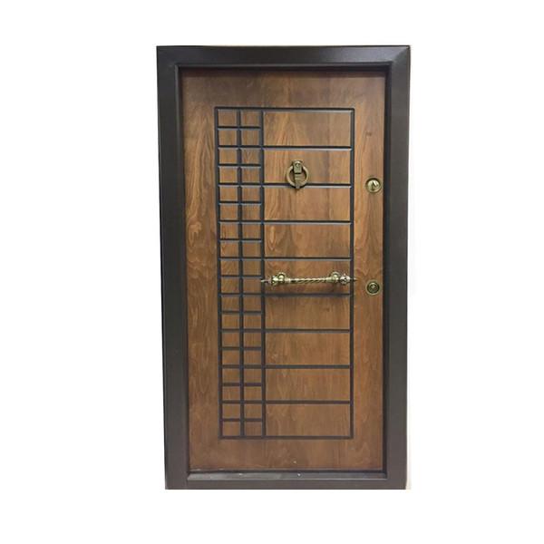 درب ضد سرقت مدل CNC کد 016L