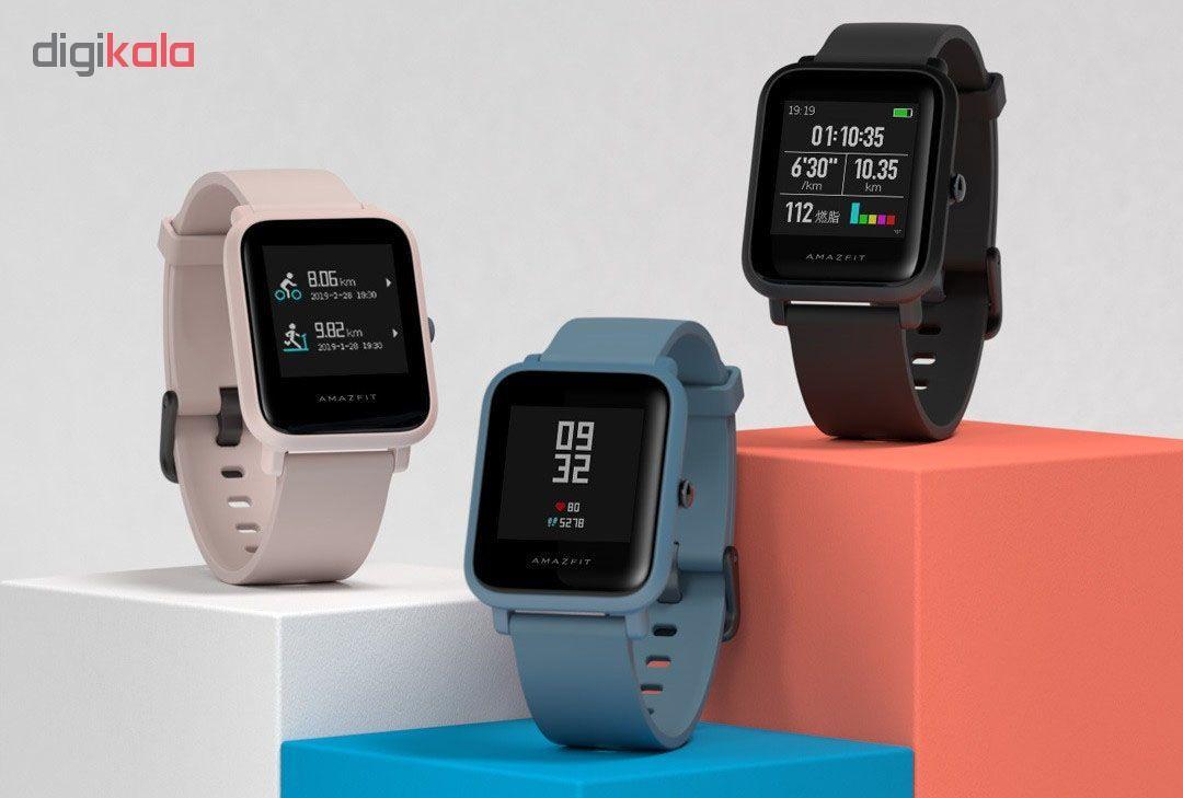 ساعت هوشمند شیائومی مدل Amazfit Bip Global Version main 1 6