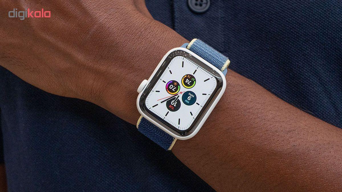 ساعت هوشمند اپل واچ سری 5 مدل 40mm Aluminum Case With Sport Band main 1 14