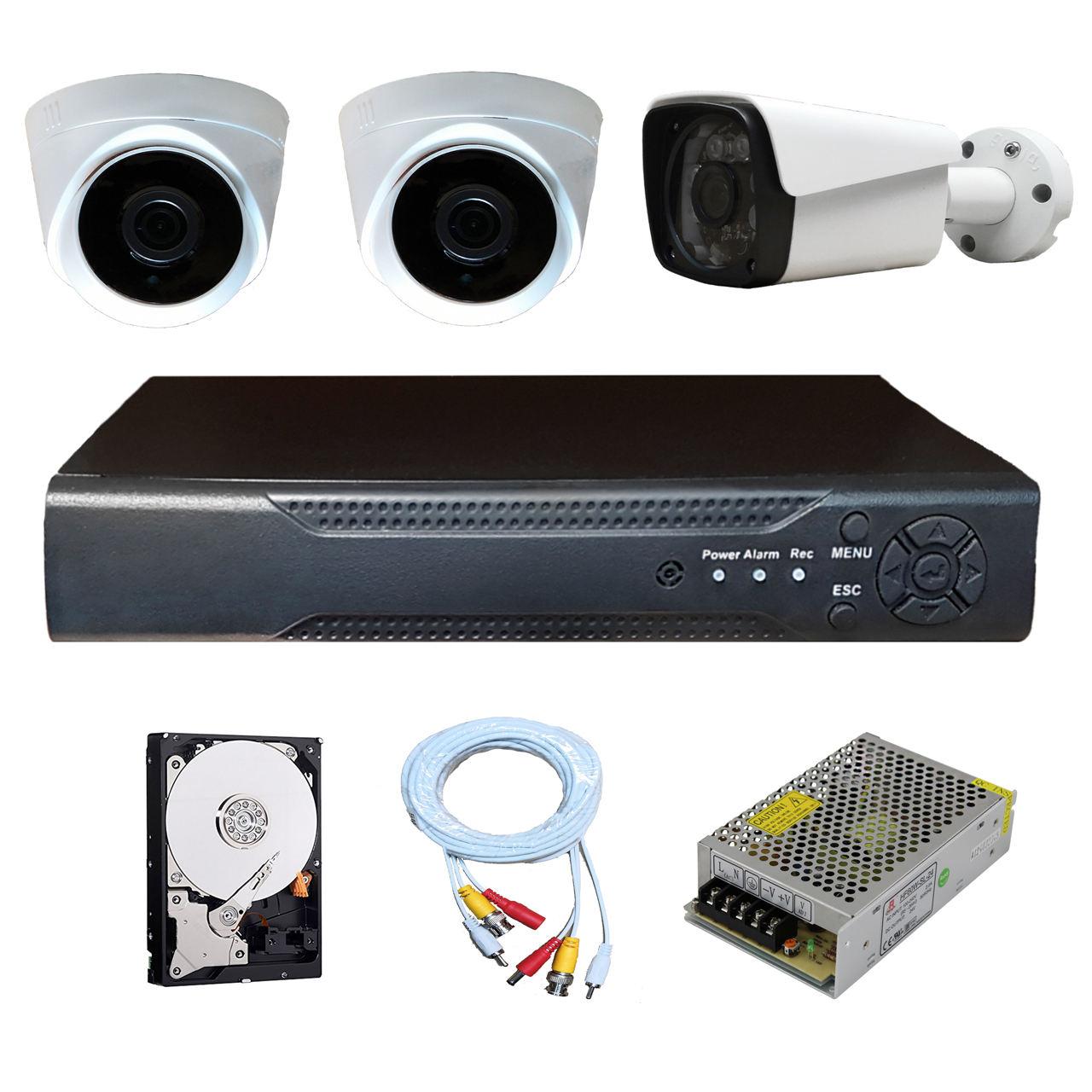 بررسی و خرید [با تخفیف]                                     سیستم امنیتی مدل 6104                             اورجینال