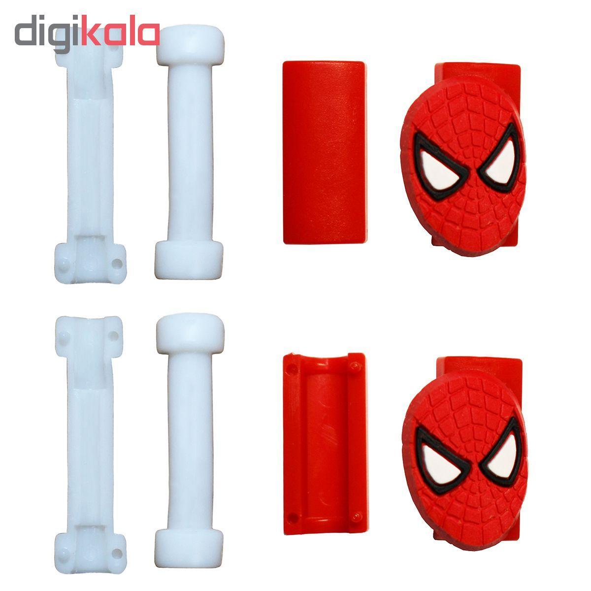 محافظ کابل طرح Spider Man کد 3301 main 1 2