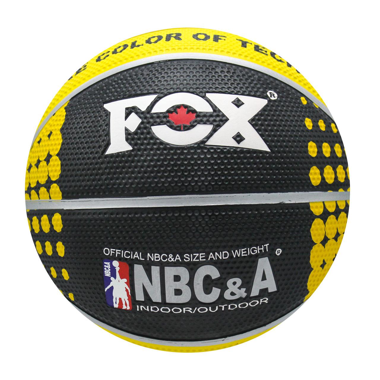 توپ بسکتبال فاکس مدل FBR 2035 P.L
