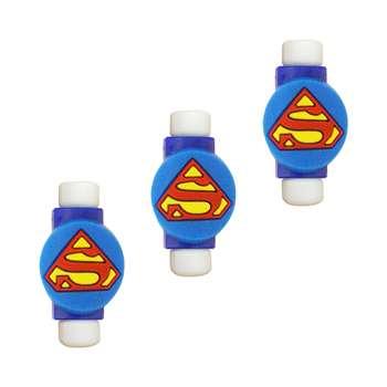 محافظ کابل طرح Super Man کد 3305 بسته 3 عددی