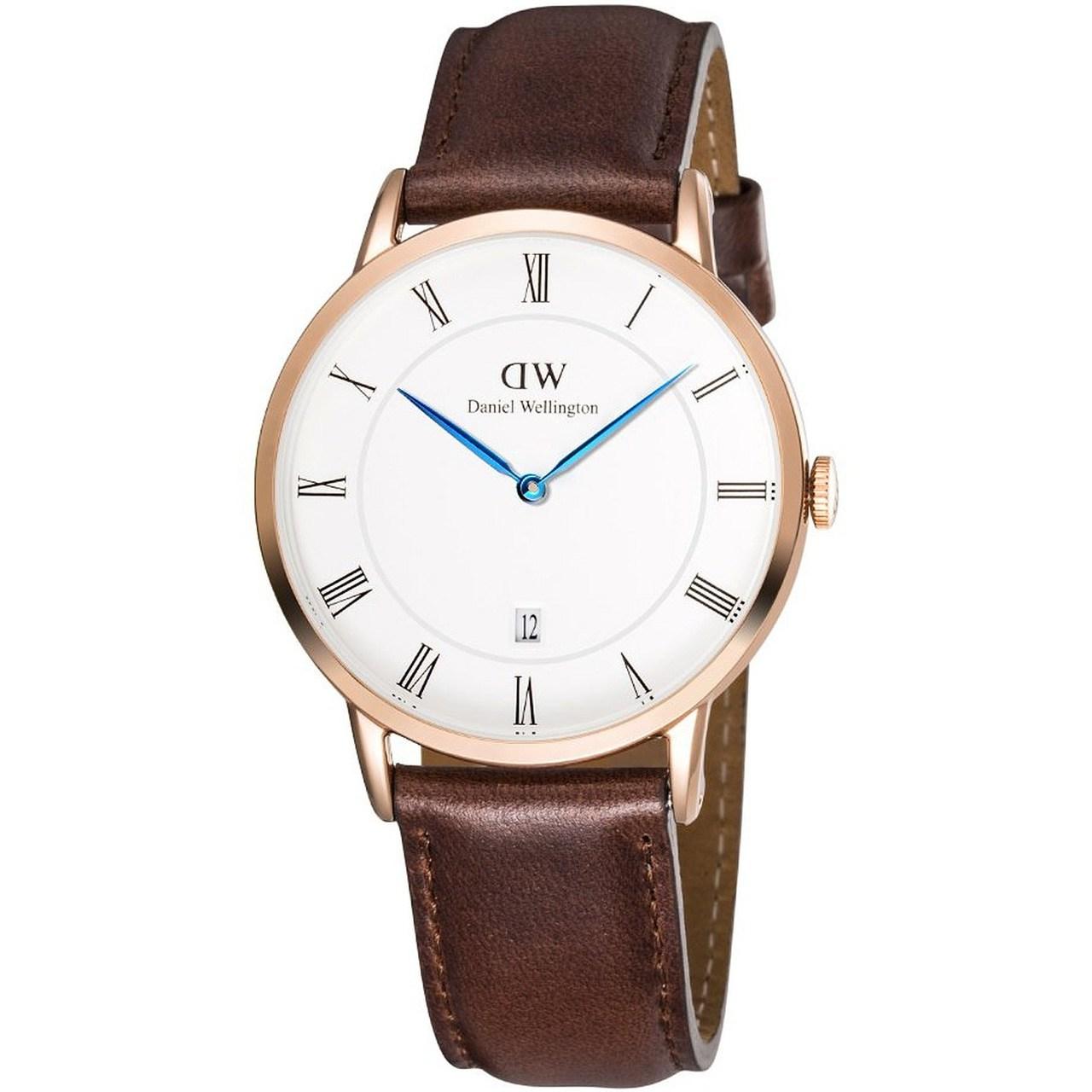 ساعت مچی عقربه ای مردانه دنیل ولینگتون مدل DW00100083              خرید (⭐️⭐️⭐️)