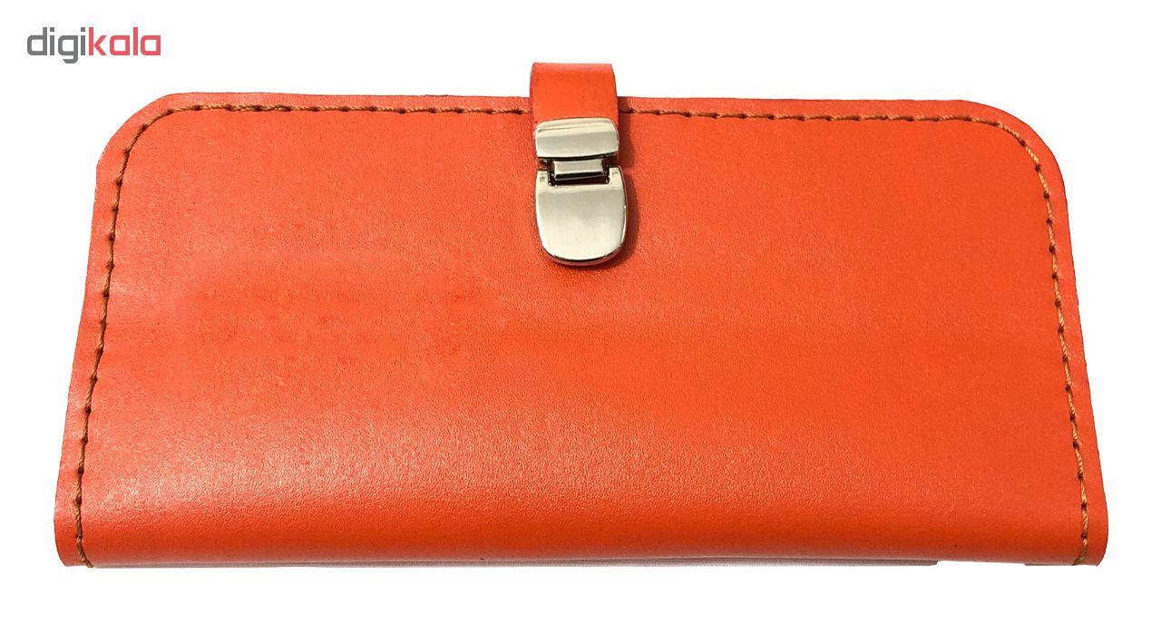 کیف پول چرمی مدل RSH1