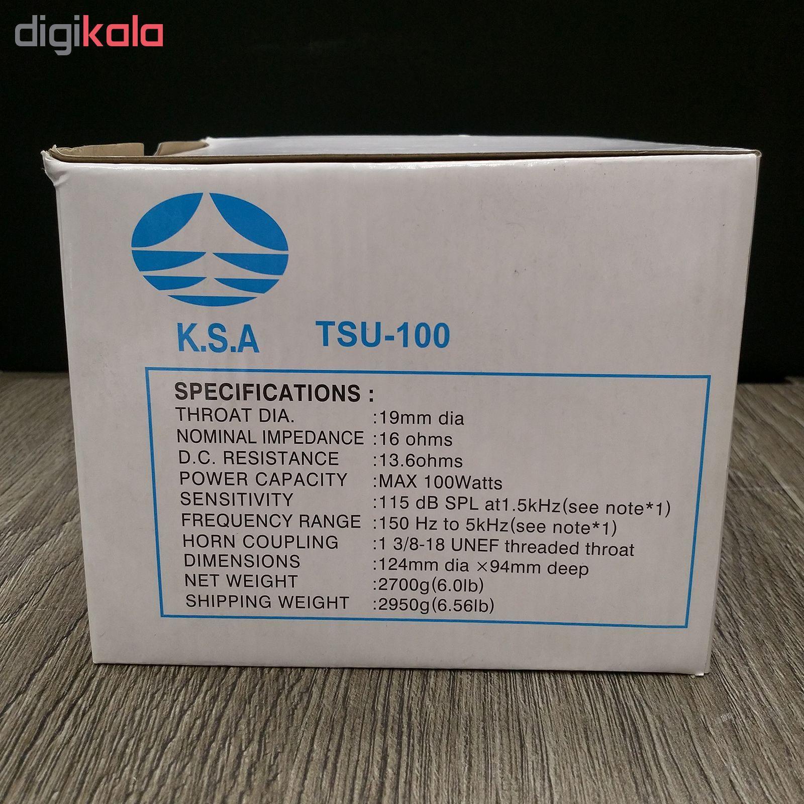 یونیت درایور کی اس ای مدل TSU-100