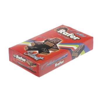 ویفر روکش دار سلامت با طعم شکلات - 12 عددی