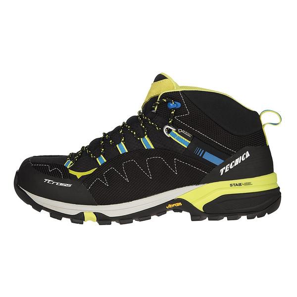 کفش کوهنوردی مردانه تکنیکا مدل T-Cross Mid Synthetic GTX