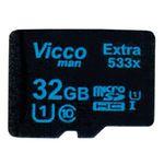 کارت حافظه microSDHC ویکومن مدل Extre 533X کلاس 10 استاندارد UHS-I U1 سرعت80MBps ظرفیت 32 گیگابایت  thumb
