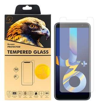 محافظ صفحه نمایش گلدن ایگل مدل GLC-X1 مناسب برای گوشی موبایل سامسونگ Galaxy J6 Plus