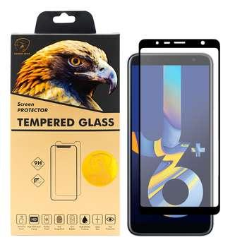 محافظ صفحه نمایش گلدن ایگل مدل DFC-X1 مناسب برای گوشی موبایل سامسونگ Galaxy J6 Plus