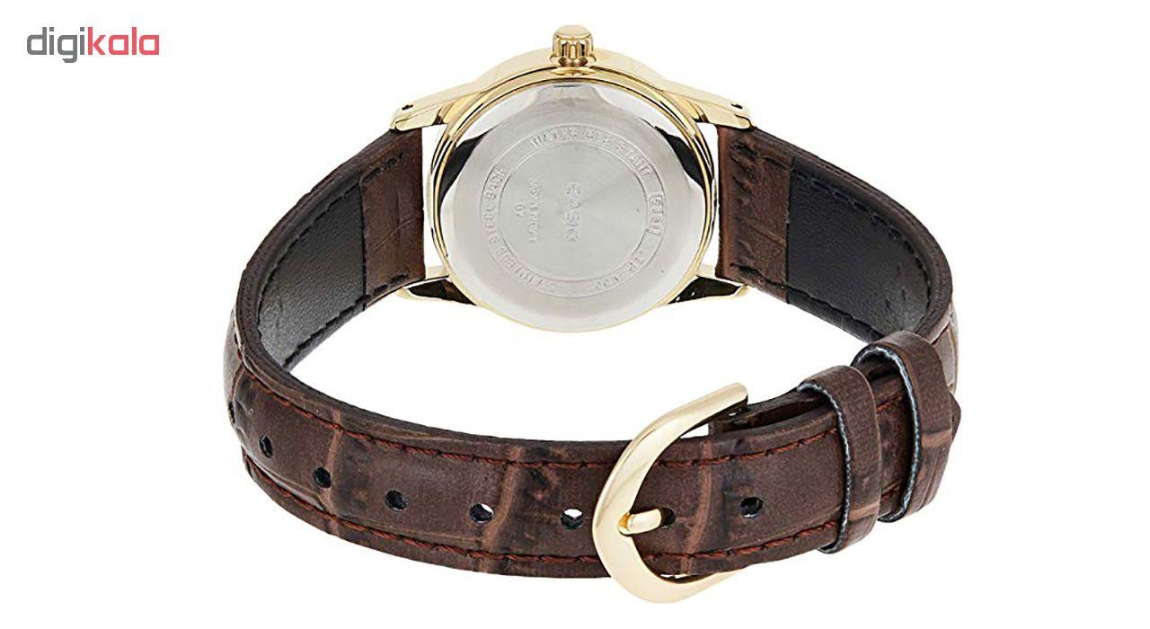 ساعت مچی عقربه ای زنانه کاسیو کد LTP-V001GL-1BUDF              خرید (⭐️⭐️⭐️)