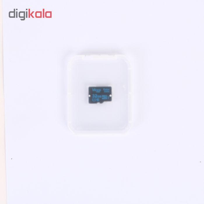 کارت حافظه microSDHC ویکومن مدل Extre 533X کلاس 10 استاندارد UHS-I U1 سرعت80MBps ظرفیت 32 گیگابایت  main 1 2