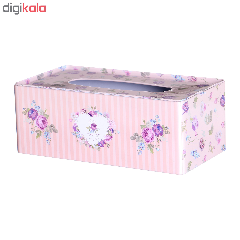جعبه دستمال کاغذی مدل AR 10051-2