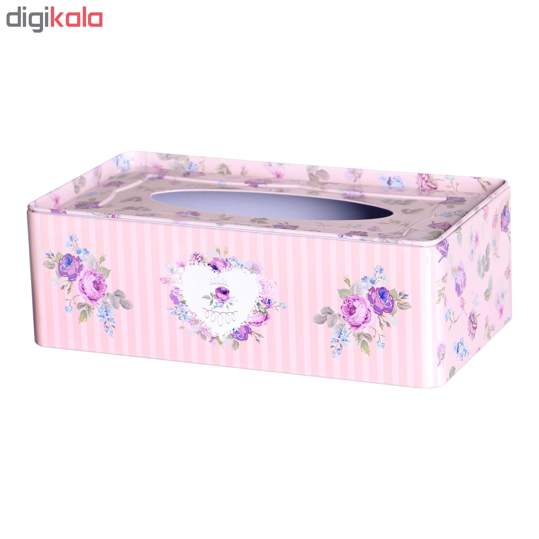 جعبه دستمال کاغذی مدل AR 10050-2