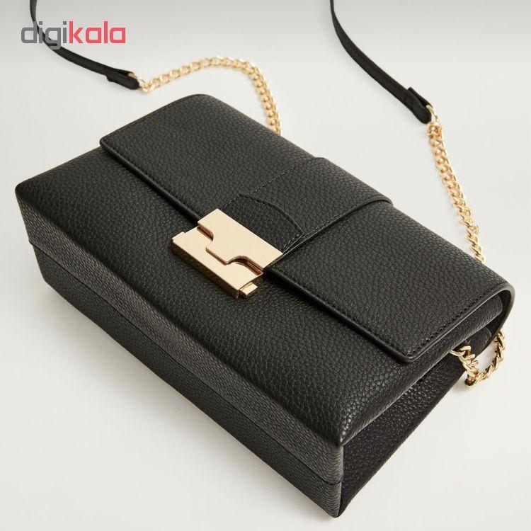 کیف دوشی زنانه مانگو مدل 57095902