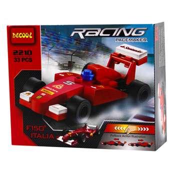 ساختنی دکول مدل ماشین مسابقه کد 2210