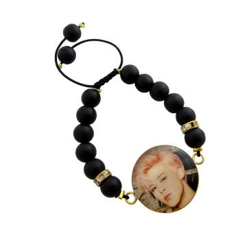 دستبند زنانه طرح BTS - Jimin کد 1010