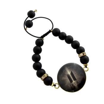 دستبند زنانه طرح BTS کد 1017