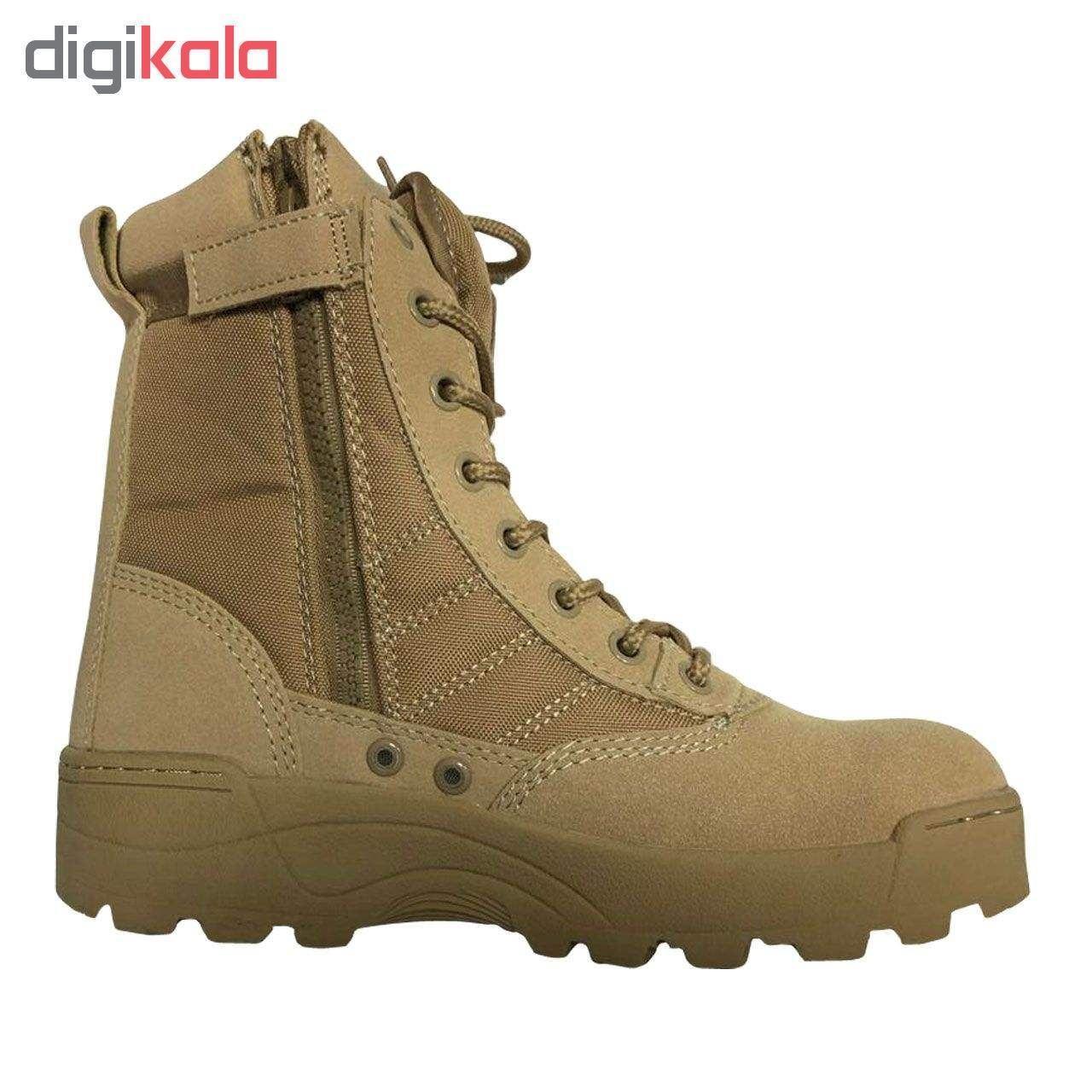 کفش کوهنوردی مردانه مدل تاکتیکال main 1 1