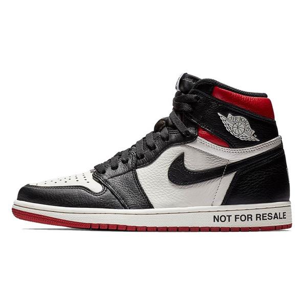 کفش راحتی مردانه نایکی مدل AIR JORDAN 1 RETRO 861428-107
