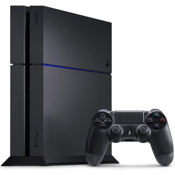 کنسول بازی سونی مدل Playstation 4 کد CUH-1206A ریجن 3 - ظرفیت 500 گیگابایت | Sony Playstation 4 Region 3 CUH-1206A 500GB Bundle Game Console