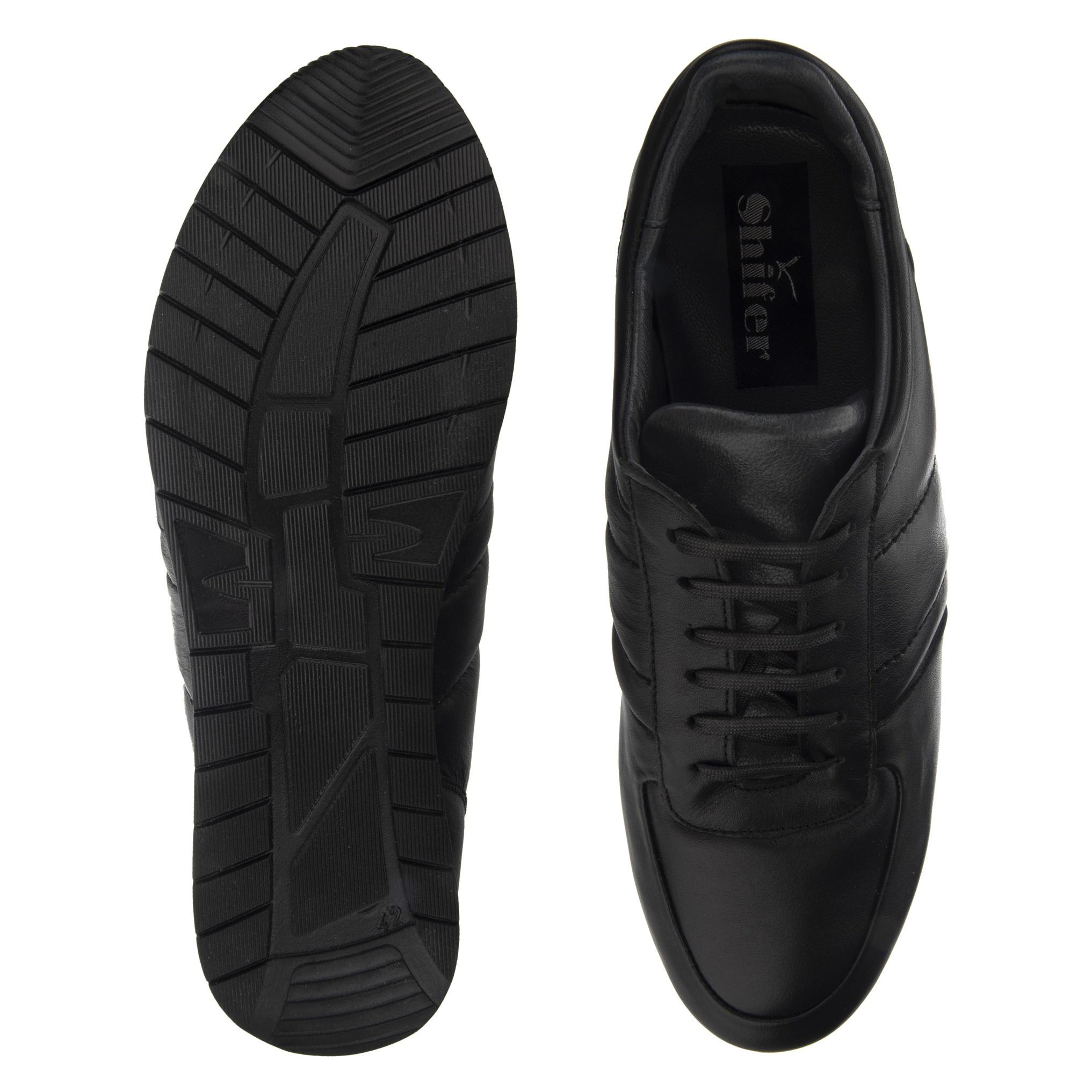 کفش روزمره مردانه شیفر مدل 7241A-101