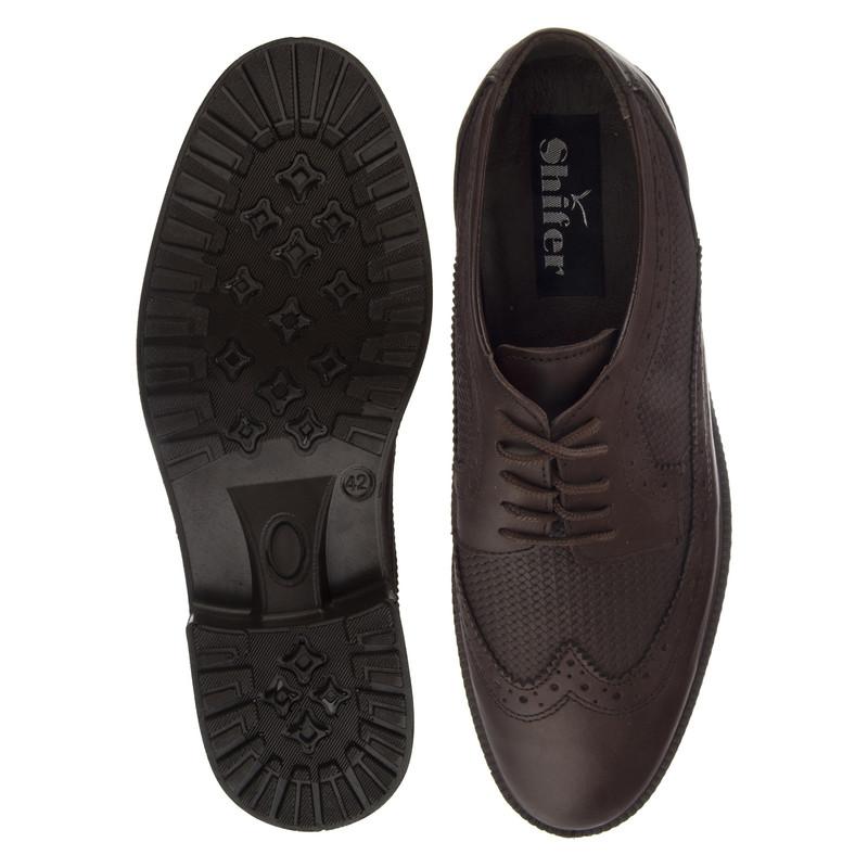 کفش مردانه شیفر مدل 7226B-104