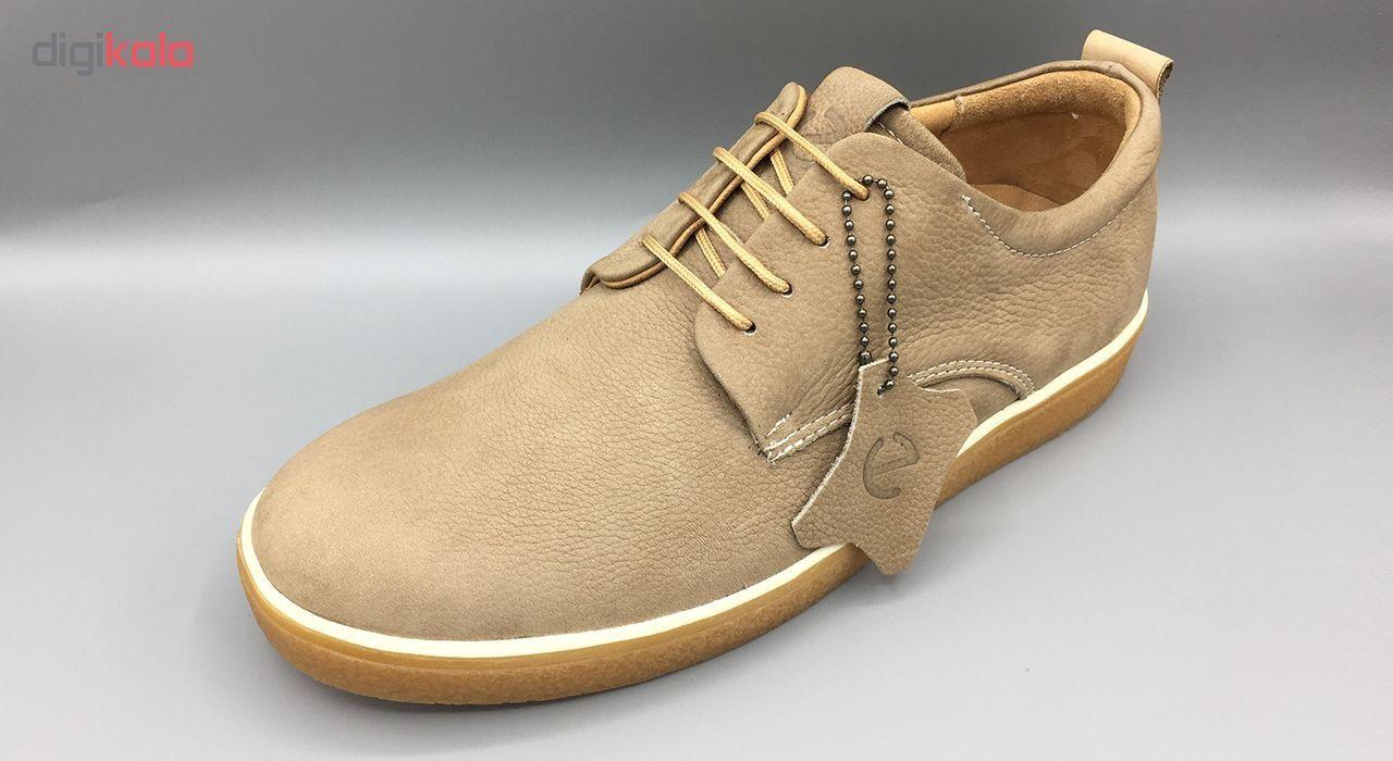 کفش روزمره مردانه مدل CREPETRAY SKO-KH -  - 4