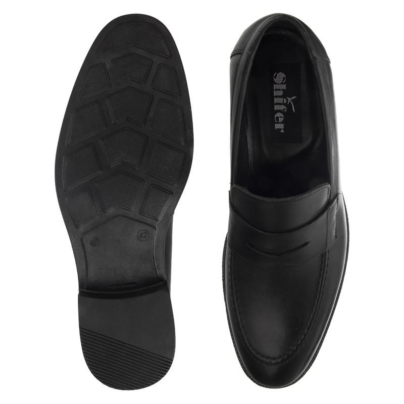 کفش مردانه شیفر مدل 7245A-101