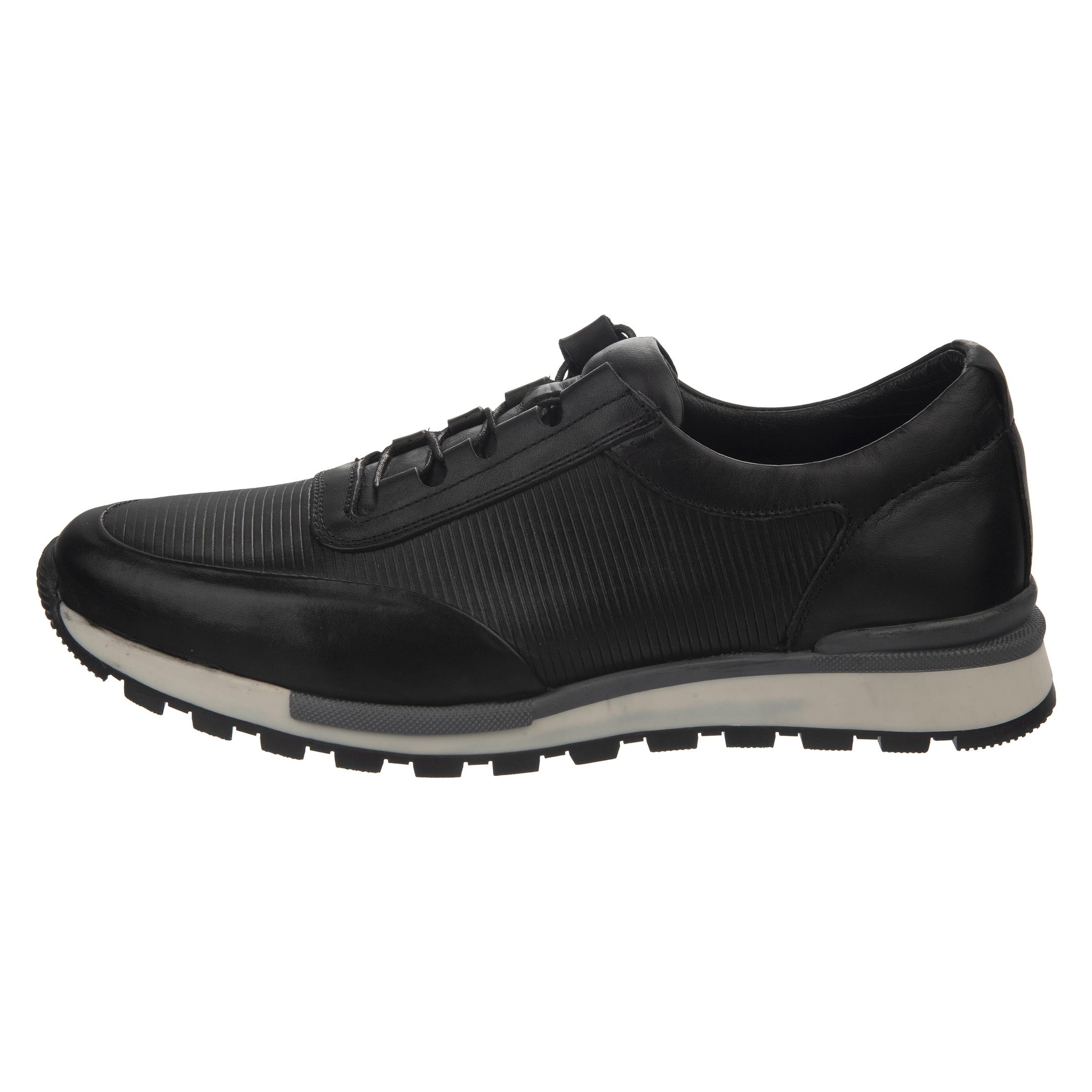 کفش روزمره مردانه شیفر مدل 7246A-101