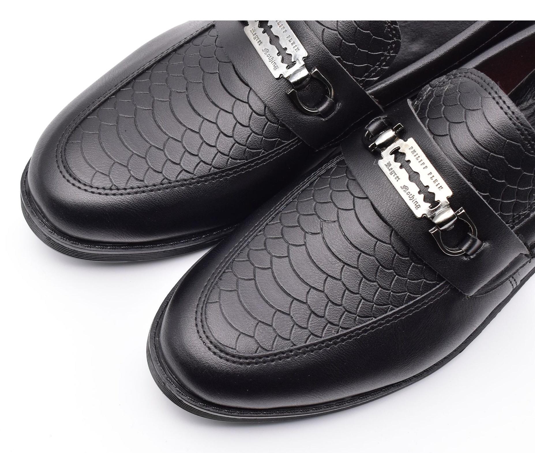 قیمت خرید کفش مردانه مدل برلوت کد 5611 اورجینال