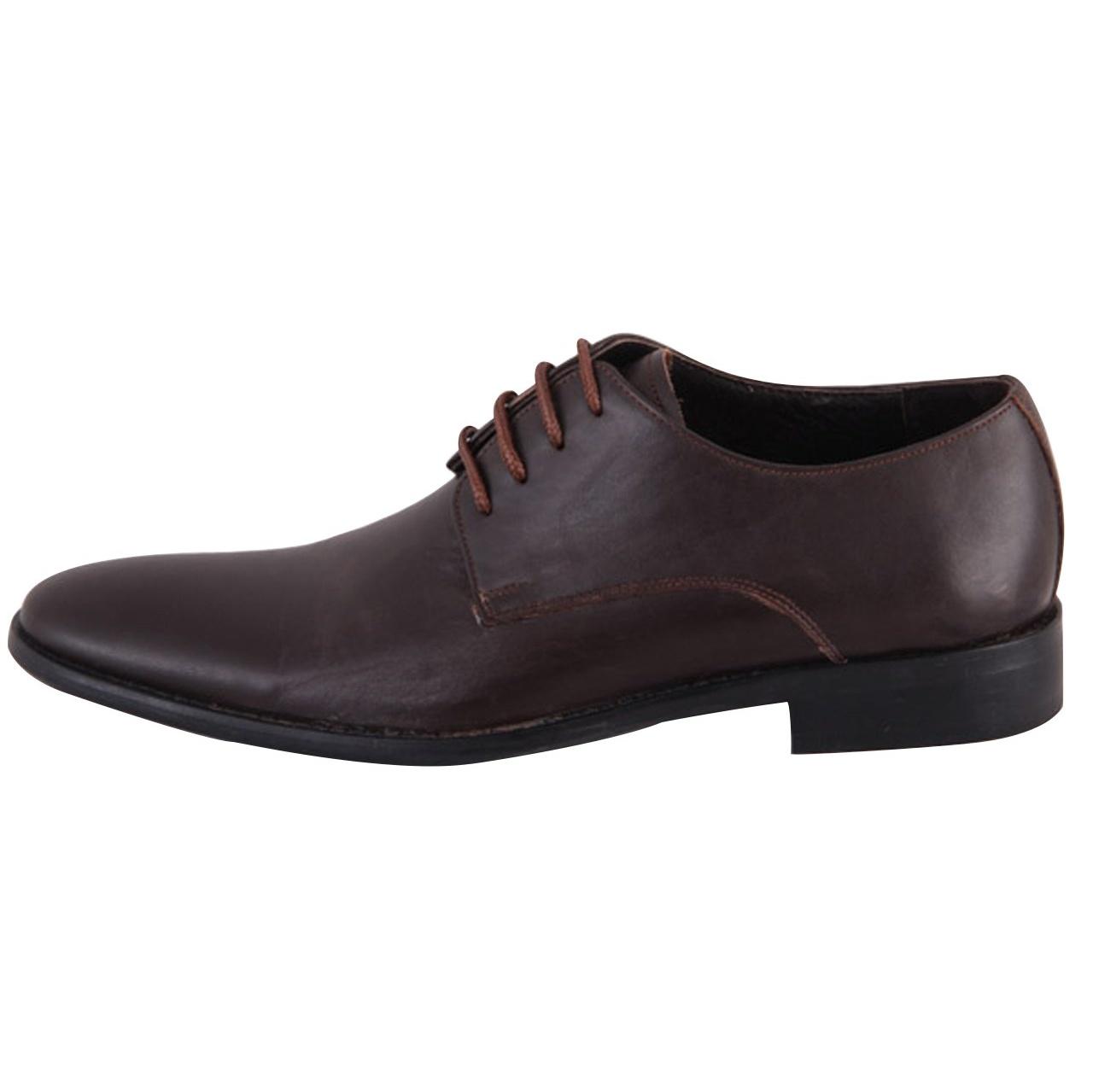 کفش مردانه شهرچرم مدل 3-291078 -  - 1