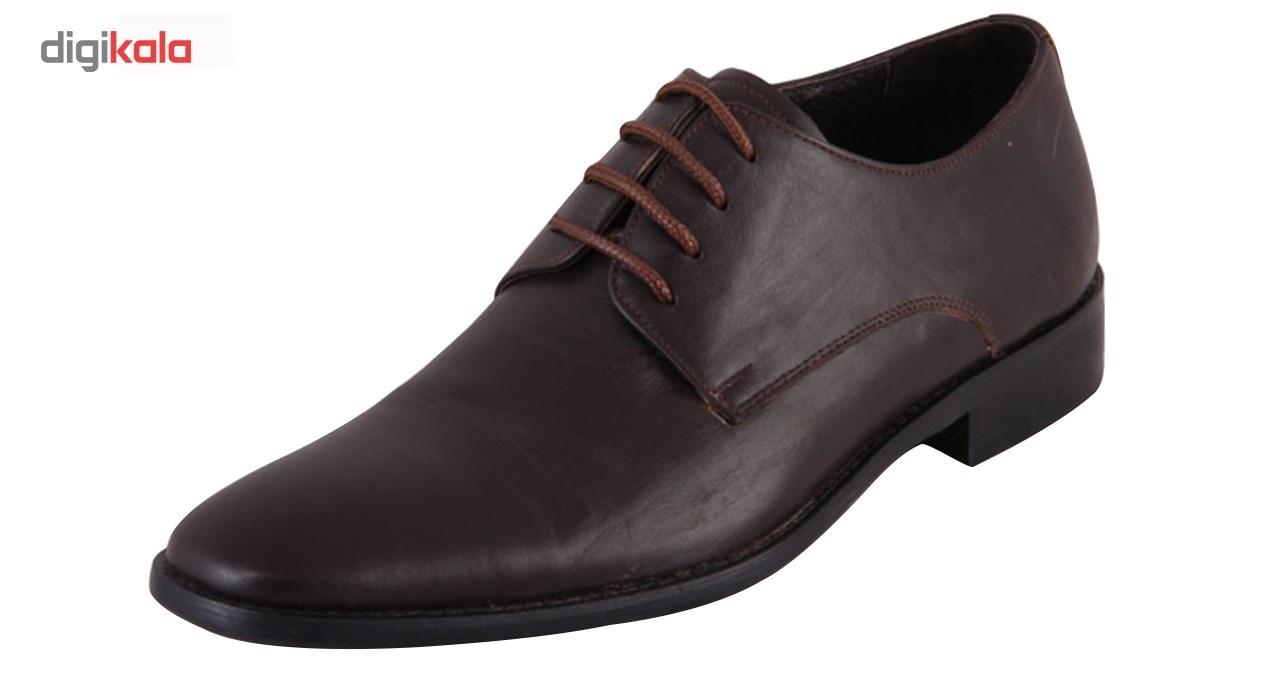 کفش مردانه شهرچرم مدل 3-291078 -  - 3